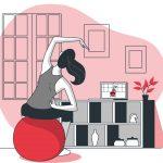 تمرینات با کش ورزشی روشی موثر در آمادگی و تقویت عضلات