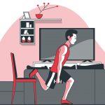 تمرینات وزن بدن به روش سلول انفرادی با رکورد دار حرکات
