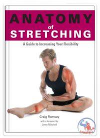 کتاب آناتومی تمرینات کششی