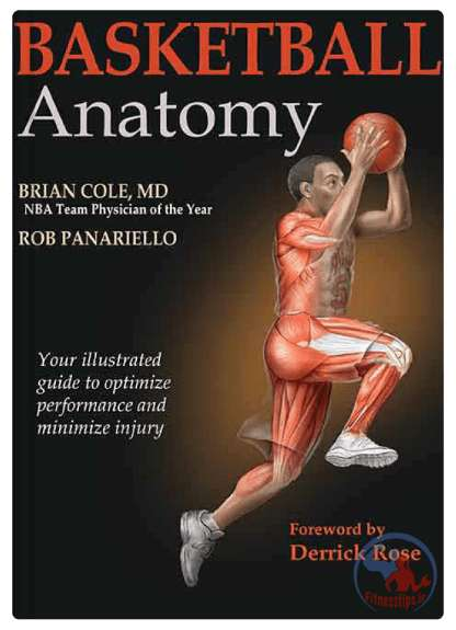 آناتومی بدنسازی بسکتبال به همراه برنامه تمرینی و آموزش