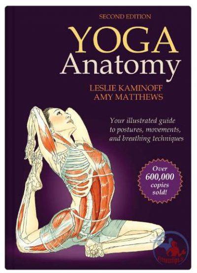 کتاب آناتومی حرکات یوگا