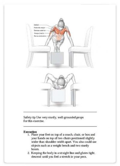 آناتومی بدنسازی وزن بدن به همراه برنامه تمرینی و آموزش تصویری