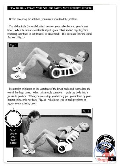 بدنسازی شکم و پهلو