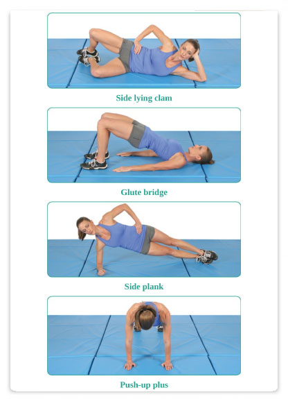 بدنسازی فرم دهی عضلات باسن ویژه بانوان به همراه آموزش تصویری