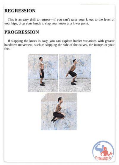 تمرینات کالیستنیک