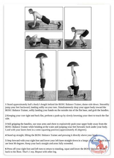 تمرینات ورزش کراس فیت