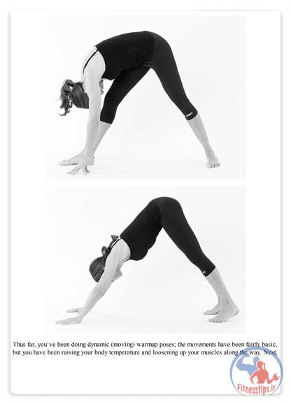 تناسب اندام با یوگا