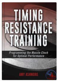 زمانبندی تمرین مقاومتی