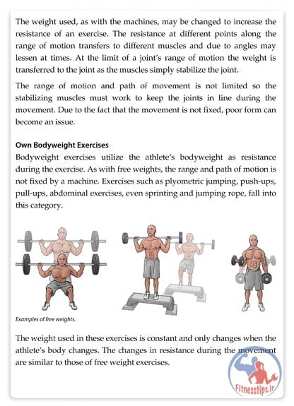 آناتومی آسیب های ورزشی