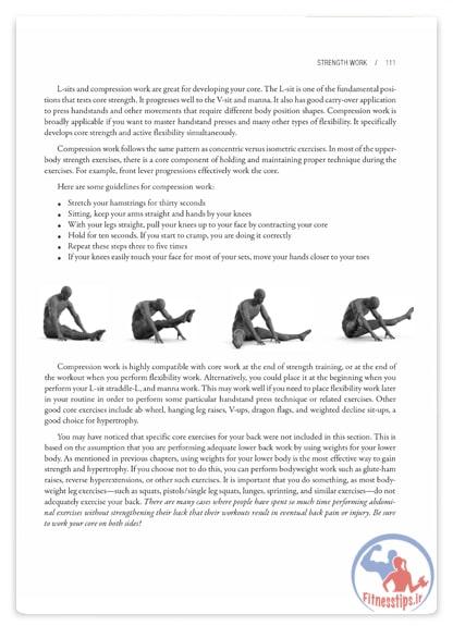 حرکات وزن بدن