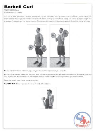 افزایش حجم عضلات در بدنسازی