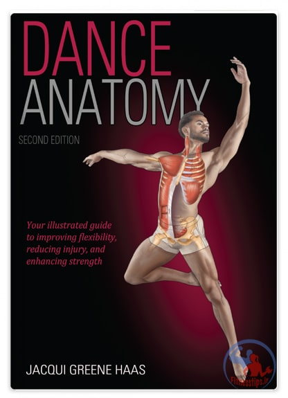 کتاب آناتومی بدنسازی رقص