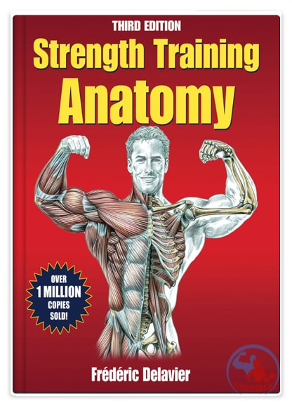 کتاب آناتومی تمرینات قدرتی