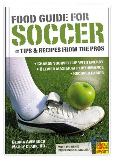 کتاب تغذیه ورزشی فوتبالیست ها