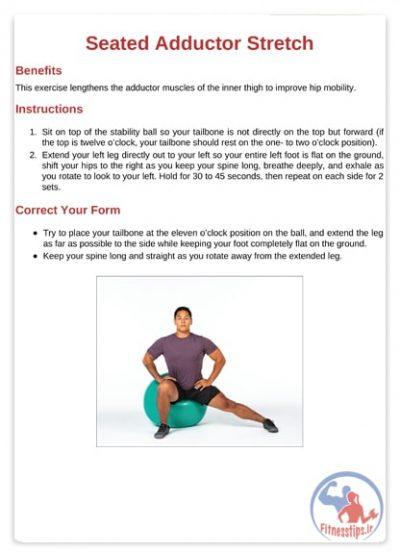 کتاب تمرینات جسمانی هوشمندانه