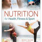 کتاب اصول تغذیه ورزشی