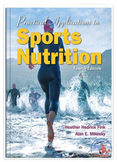 کتاب کاربرد عملی در تغذیه ورزشی