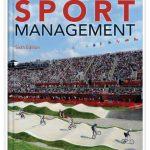 کتاب مدیریت ورزشی