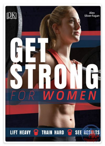 کتاب افزایش قدرت بدنی برای بانوان