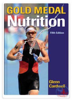 کتاب تغذیه ورزشی کسب مدال طلا