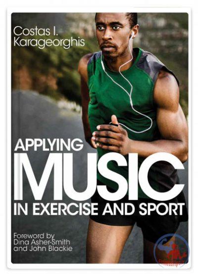 کتاب تاثیر موسیقی بر ورزش