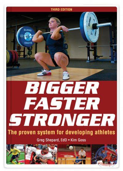 کتاب بزرگتر عضلهایتر قویتر