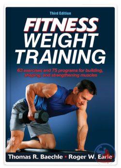 کتاب تمرینات با وزنه