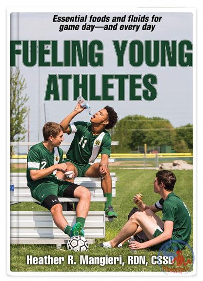 کتاب تغذیه ورزشکاران جوان