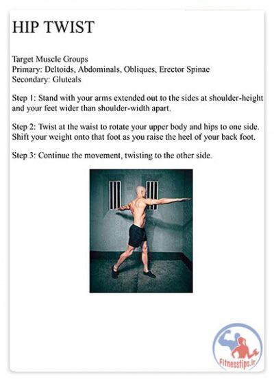 کتاب تمرینات بدنسازی بدون تجهیزات