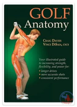 کتاب آناتومی بدنسازی گلف