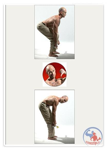 کتاب تمرینات عضلات شکم و پهلو