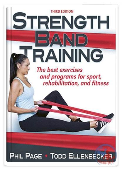 کتاب تمرینات با کش بدنسازی