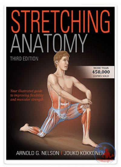 کتاب مصور آناتومی حرکات کششی