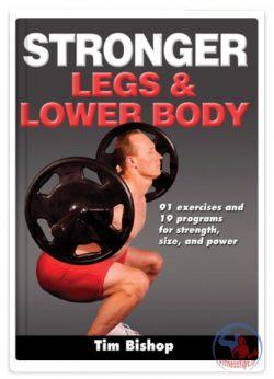 کتاب تمرینات بدنسازی پایین تنه