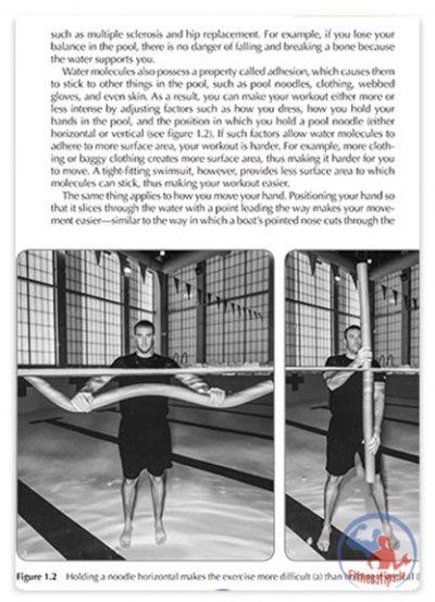 کتاب ورزش در آب