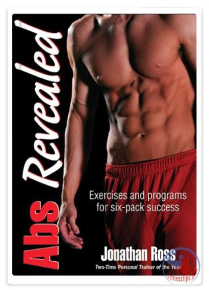 کتاب تمرینات شش تکه شکم