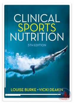 کتاب تغذیه ورزشی بالینی