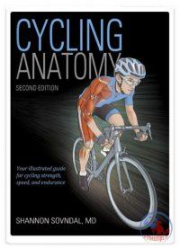 کتاب آناتومی بدنسازی دوچرخه سواری