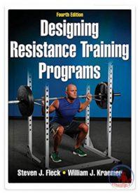 کتاب طراحی برنامه های تمرین مقاومتی