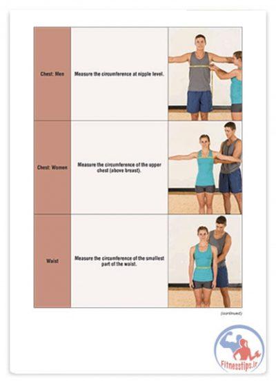 کتاب آموزش فیتنس