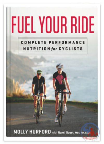 کتاب تغذیه در دوچرخه سواری