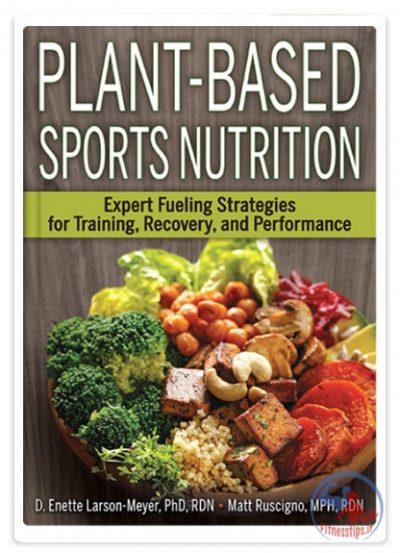 کتاب تغذیه گیاهی برای ورزشکاران