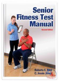 کتاب سنجش آمادگی جسمانی سالمندان