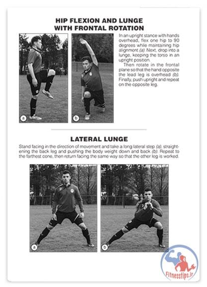 کتاب آموزش سرعت در فوتبال