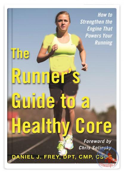 کتاب دویدن برای عضلات مرکزی