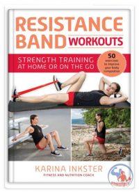 کتاب تمرینات با کش ورزشی