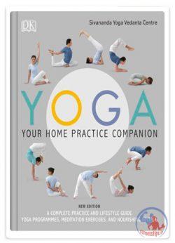 کتاب آموزش یوگا در خانه