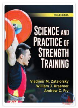 کتاب علم و اصول تمرینات قدرتی