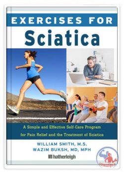 کتاب تمرینات درمانی برای سیاتیک
