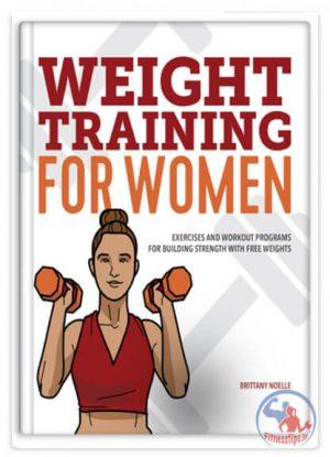 کتاب تمرینات با وزنه برای بانوان